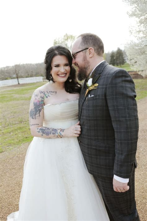 Destiny Rambo McGuire Ties the Knot : News : Hallels