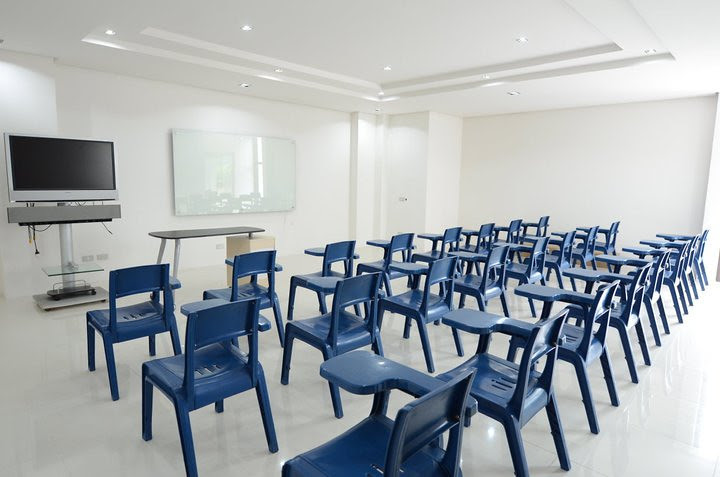 Moderne Culinaire Academy Lecture Room