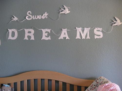 Banner In Nursery Nook