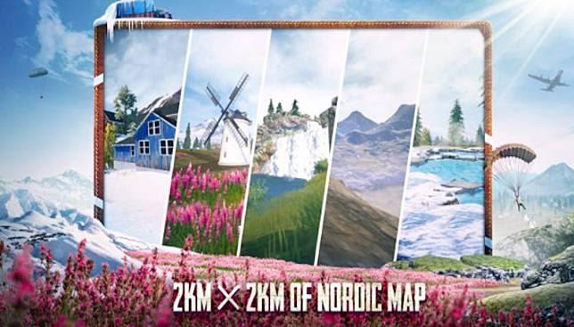 PUBG Mobile Tambahkan Peta Livik yang Dirancang untuk Tablet dan Smartphone - infoesl.xyz