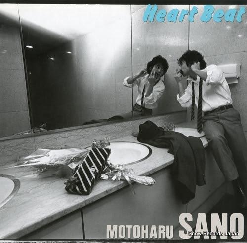 SANO, MOTOHARU heart beat