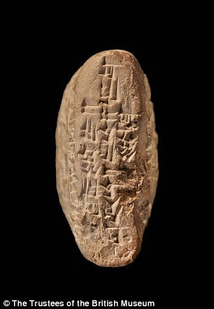 According to a translation from Leo Oppenheim's book , 'Letters from Mesopotamia,' the copper ordered by Nanni was substandard and wasn't accepted, but was paid for