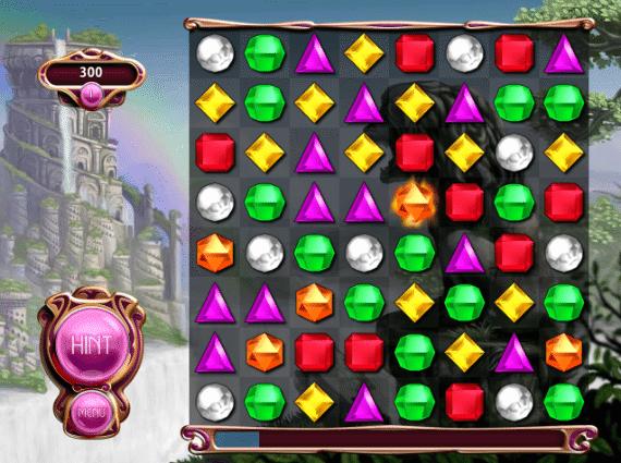 Bejeweled HTML5 Game