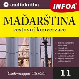 Audiokniha Maďarština - cestovní konverzace