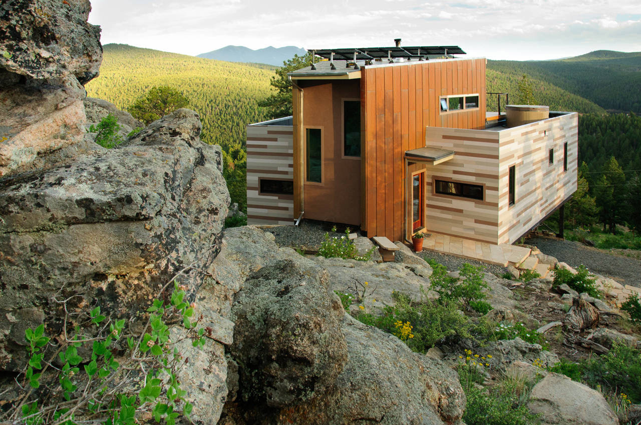 Shipping Container House by Studio H:T | HomeDSGN, a daily source ...