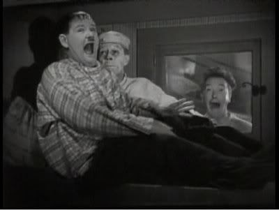 The Live Ghost Laurel & Hardy