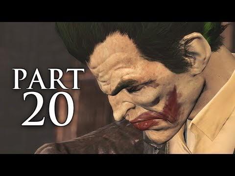 you movies : Gameplay Batman Arkham Origins Walkthrough Part 20