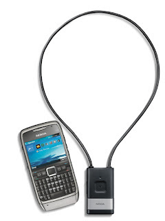 Nokia Wireless Loopset HS-67WL enhances mobile communications for T-coil equipped hearing aid users