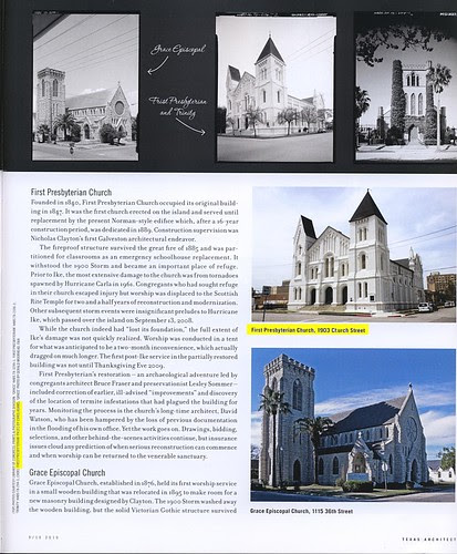 texas architect magazine