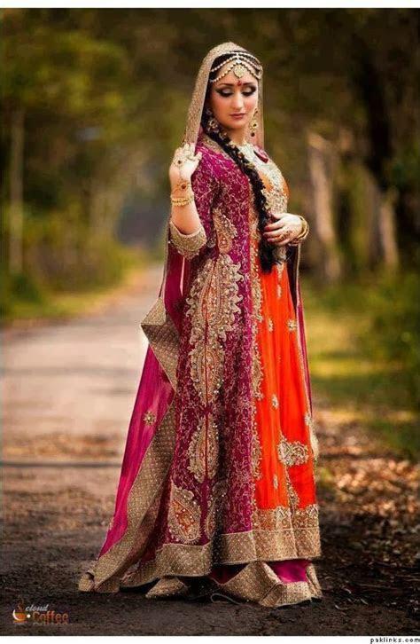 New Pakistani Bridal Dresses 2014   Just Bridal