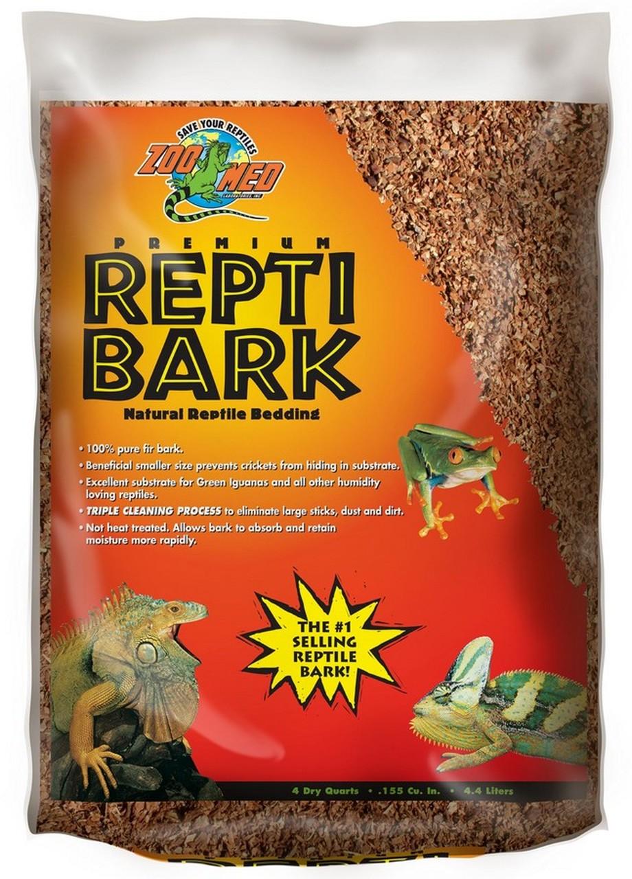Bag of Reptibark