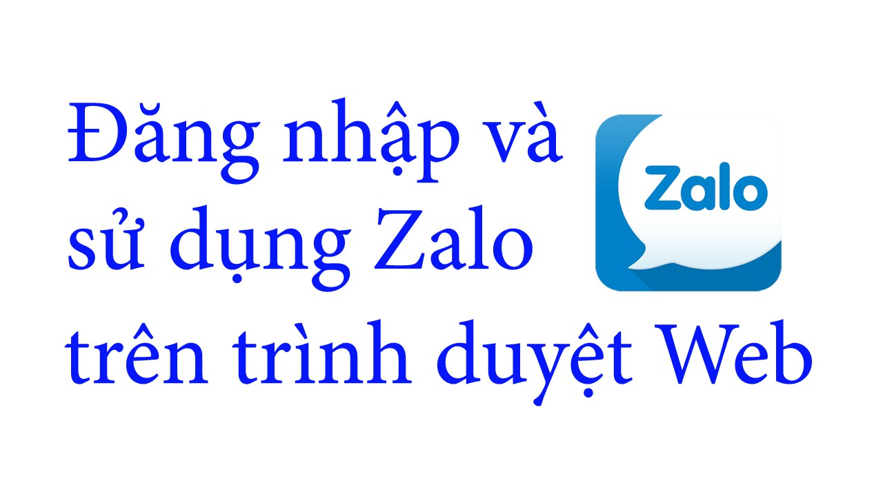 Zalo web là anh em sinh đôi của zalo phiên bản nền tảng di động, máy tính