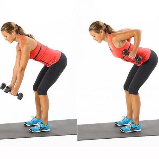 简易瘦身瑜伽5动作,恢复完美身材