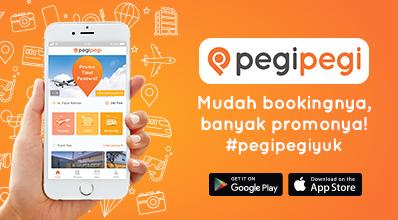 Pegipegi app
