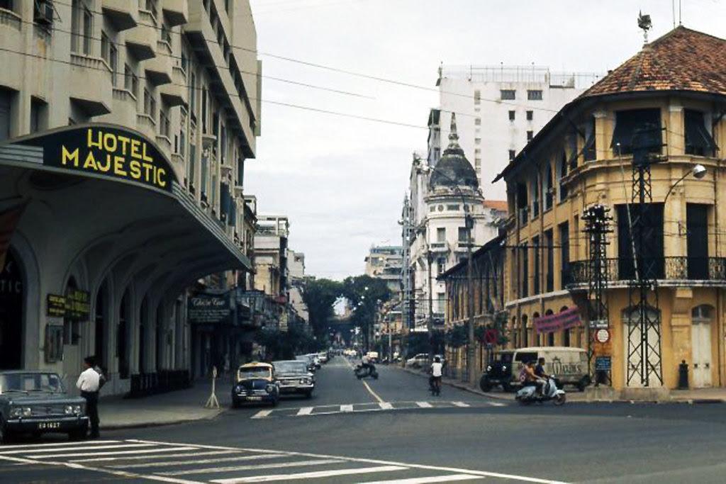 60 tấm ảnh màu đẹp nhất của đường phố Saigon thập niên 1960-1970 - 16