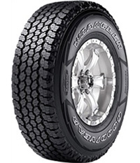 Goodyear Wrangler All-Terrain Adventure tyre.