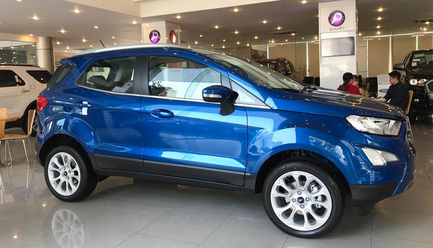 Bật mí kinh nghiệm chọn đơn vị bán xe Ecosport giá tốt nhất