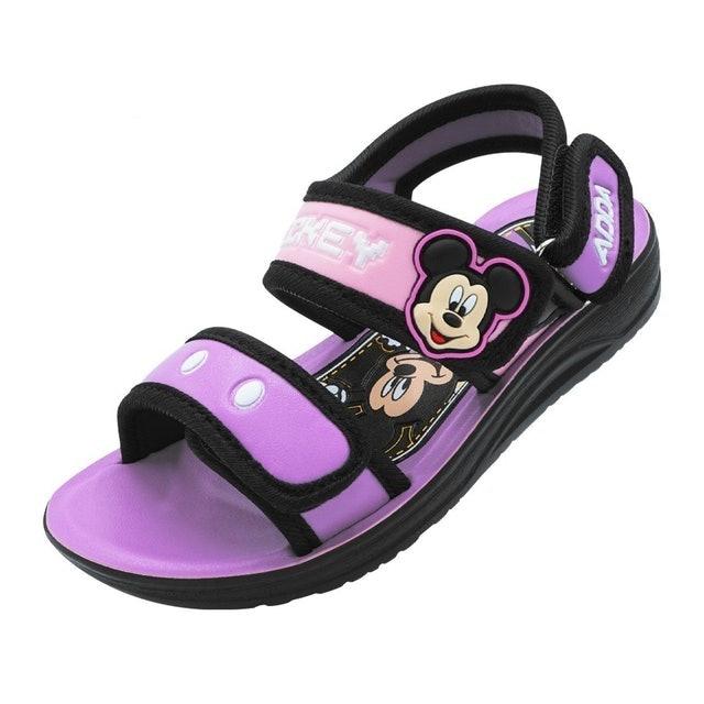 4. รองเท้ารัดส้นเด็ก ADDA 72L01B1