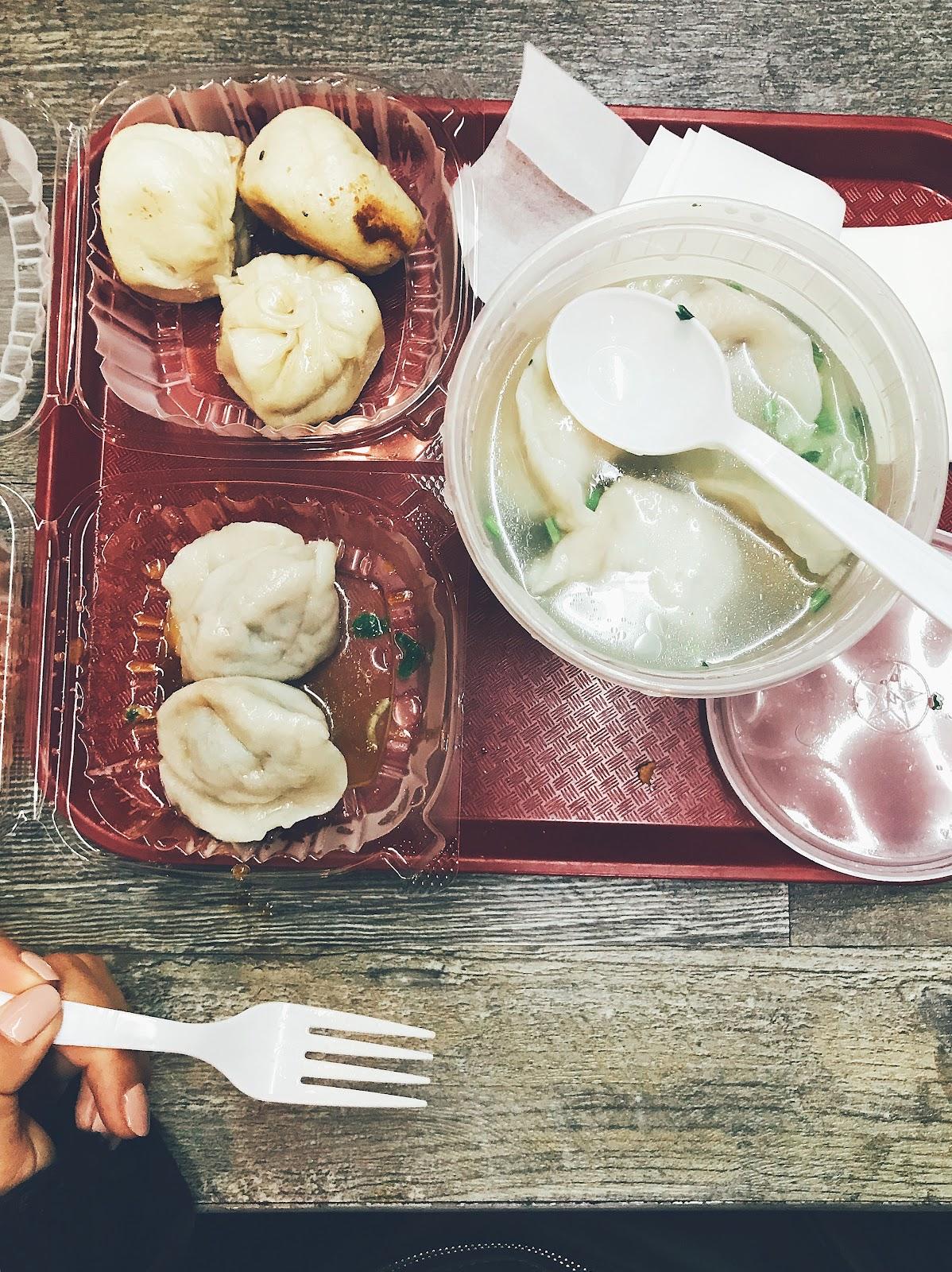 Vanessaćs dumpling house gourmana