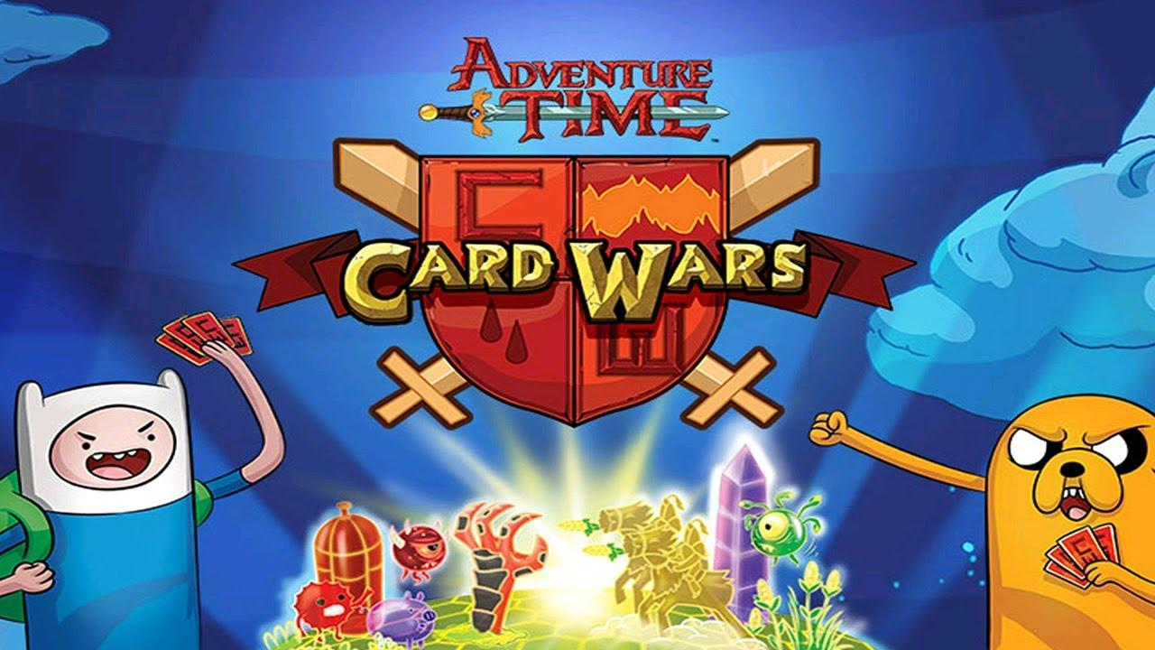 Image result for Card Wars – Adventure Time