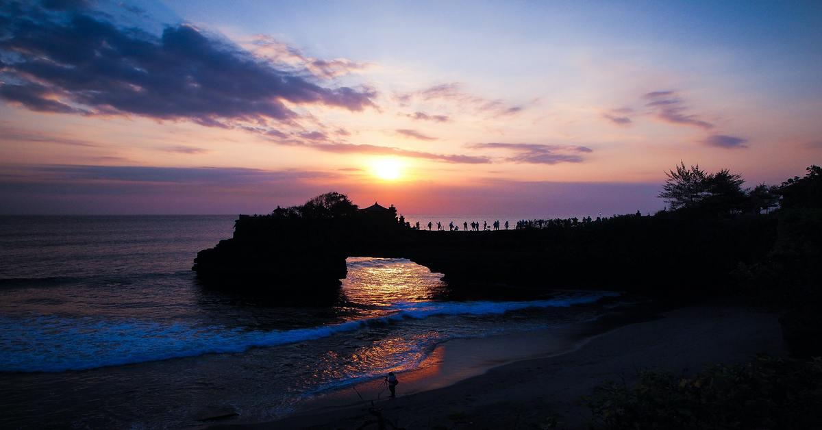 Bali-Honeymoon-sunset