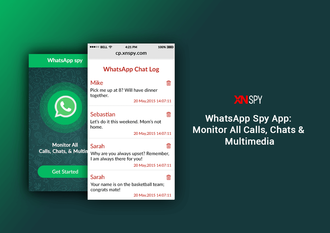 How to Remotely Track Someone's WhatsApp messages