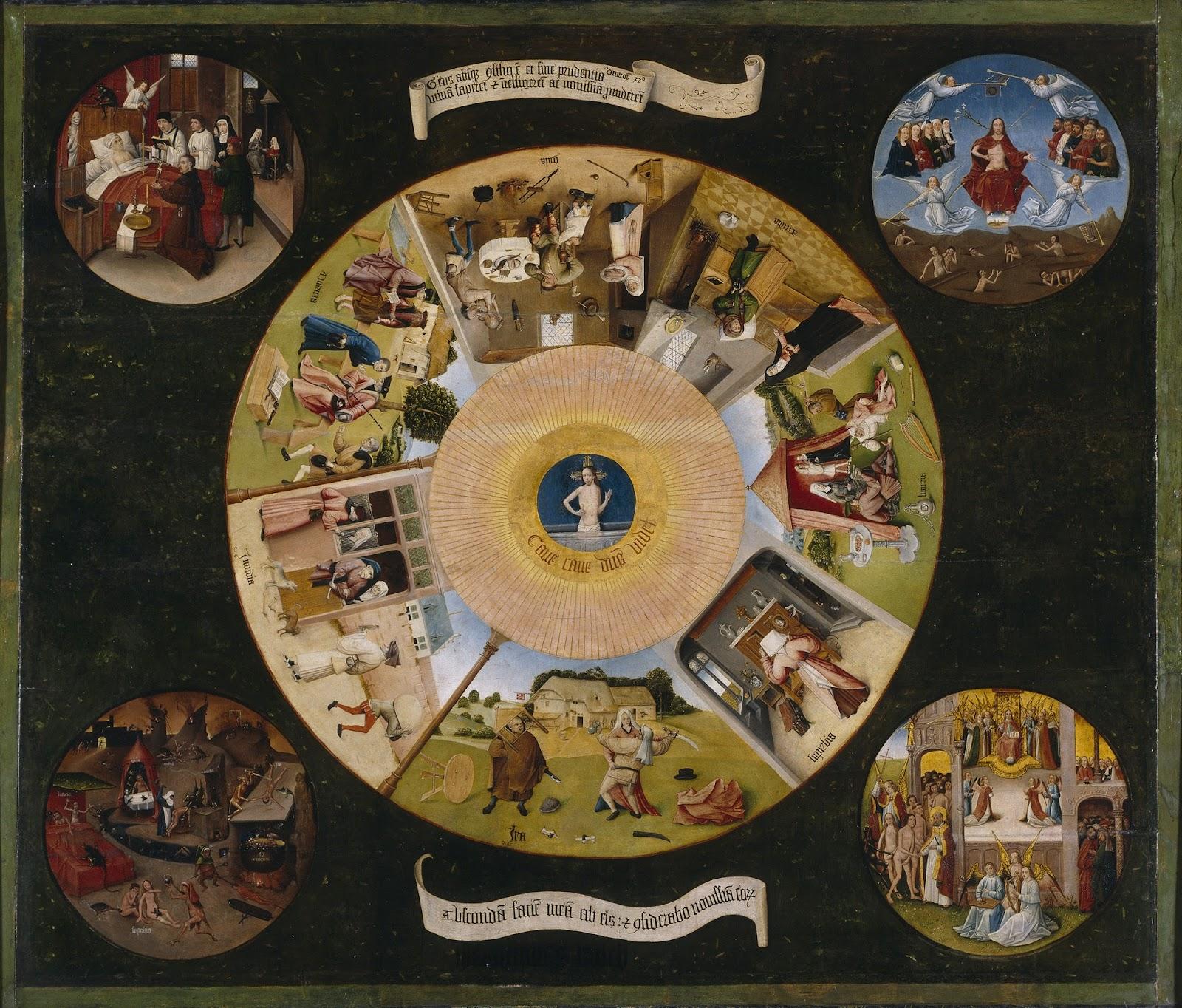 Τα 7 θανάσιμα αμαρτήματα