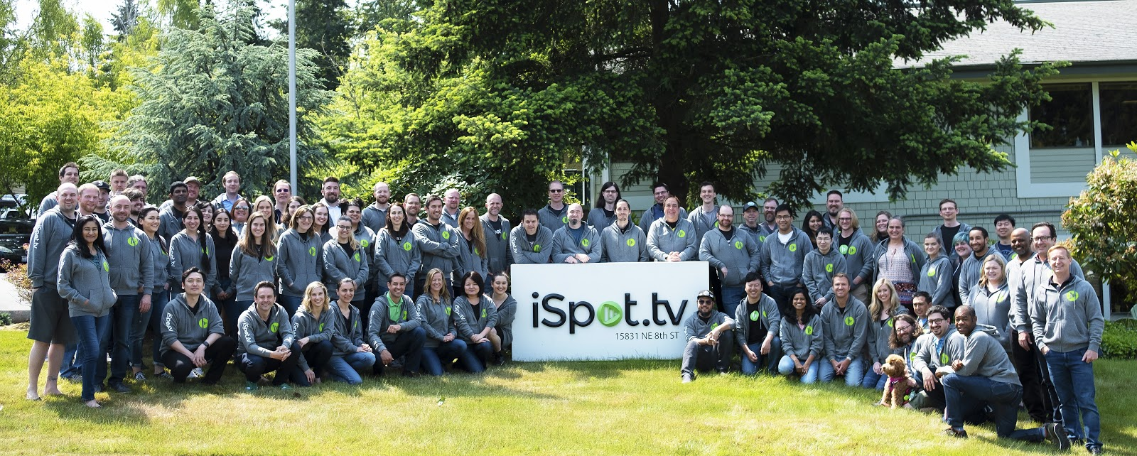 iSpot.tv team photo