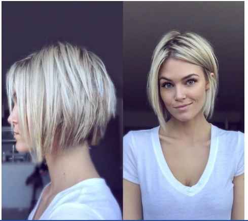 alt=''short-bob haircut''