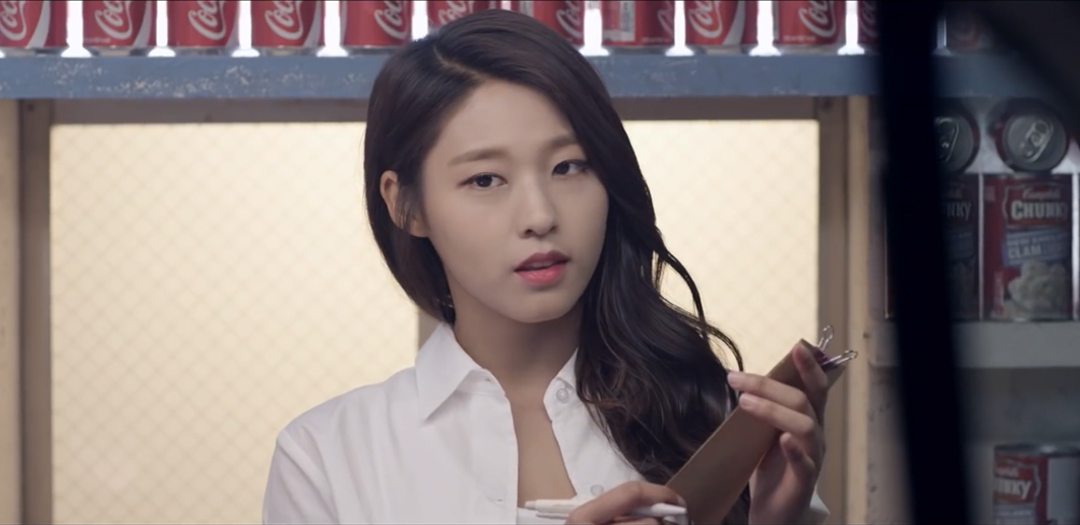 Seolhyun - MV de Awesome.