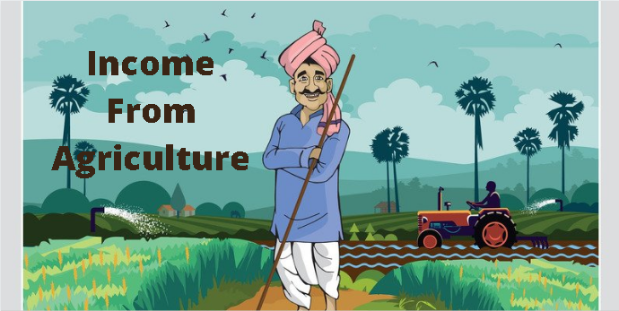 income from agriculture
