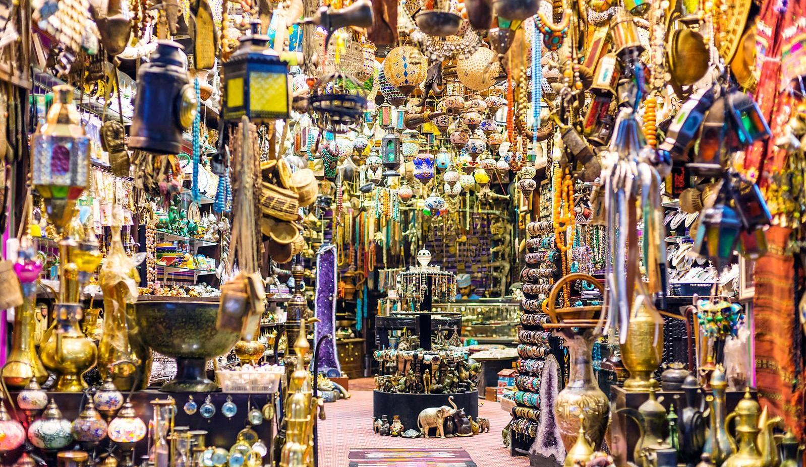 marché de Oman