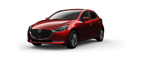 Mazda 2 Minorchange ครั้งใหญ่ในรอบ 5 ปี