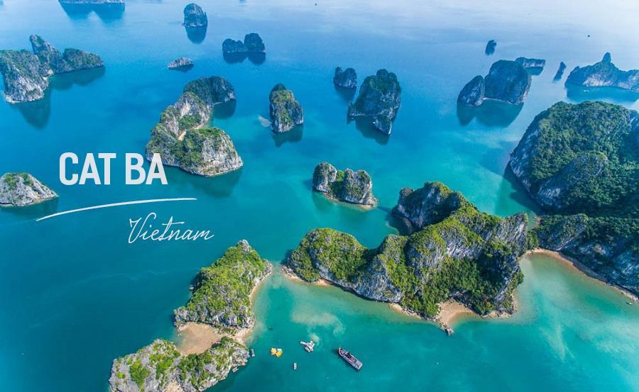 4. Đảo Cát Bà – Việt Nam