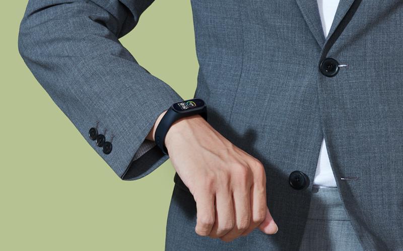 Mi Band 4 có thể sử dụng dây đeo của Mi Band 3