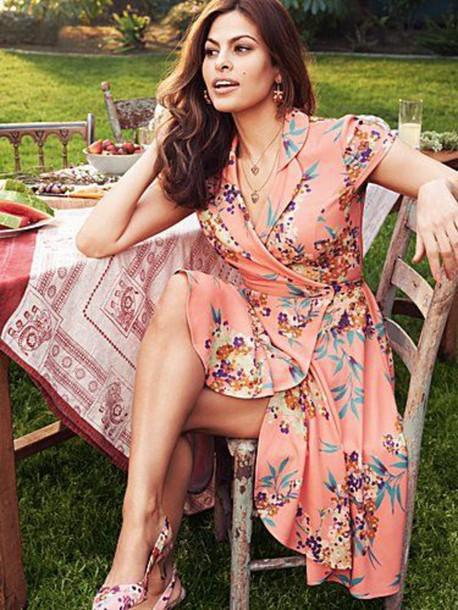 wfbl9h-l-610x610-dress-eva+mendes-celebrity-wrap+dress-floral+wrap+dress-floral+dress-peach+dress-ballet+flats-floral+flats-summer+dress-su.jpg