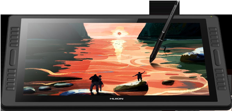 Review: Huion Kamvas 22 Pro pen display | Parka Blogs