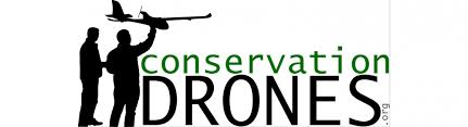 Image result for conservation drones logo