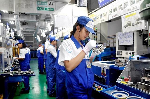 Đồng phục bảo hộ cho công nhân kỹ thuật