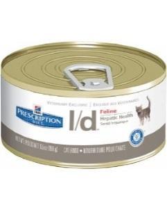 Картинки по запросу Hills Prescription Diet Feline l/d (liver diet) фото