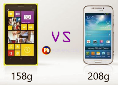 Samsung Galaxy S4 Zoom vs Nokia Lumia 1020