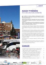 Massif Pyrénéen : état des lieux des mobilités
