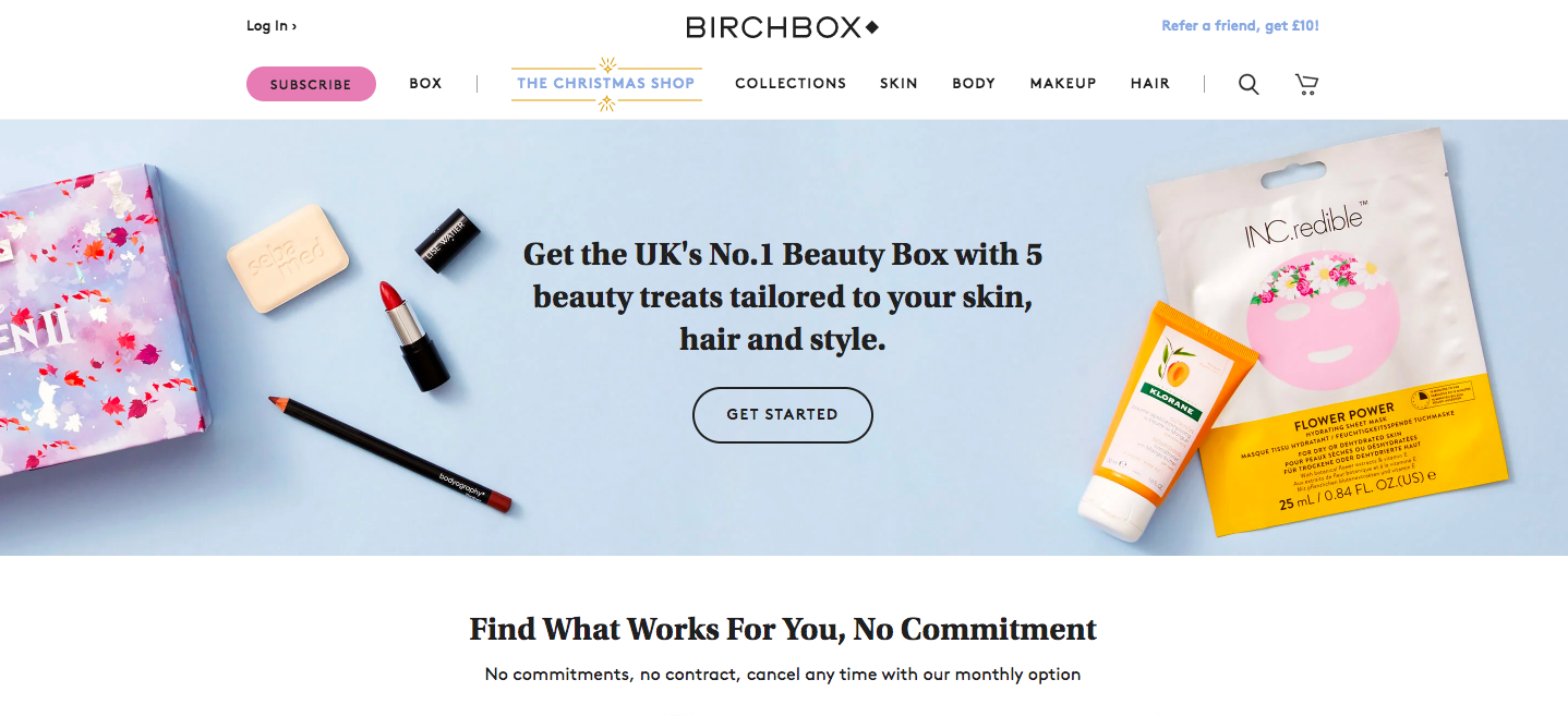 ecommerce-trends-in-2020-birchbox-subscription-model