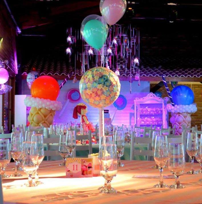 Local para festa de aniversário infantil em Porto Alegre