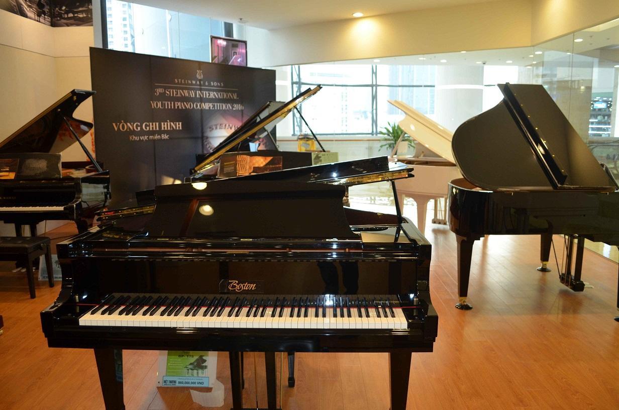 Khách hàng cần phải lựa chọn đơn vị cung cấp đàn piano Biên Hòa uy tín