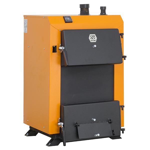 Твердотопливный котел DTM Standart 17 кВт