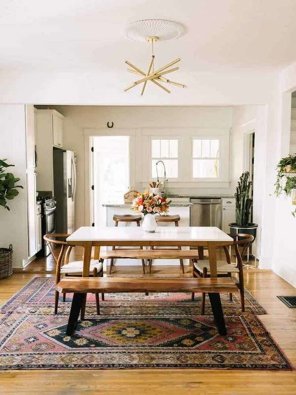 7 Tips and Tricks for Choosing a Dining Room Carpet