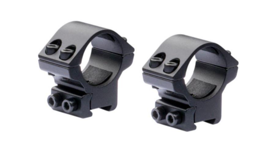 single scope mount rings