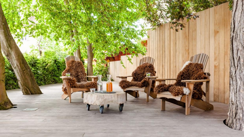 Vedlikehold er ikke nødvendig når du bygger med terrassebord fra Kebony