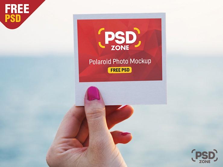 polaroid-photo-mockup-psd